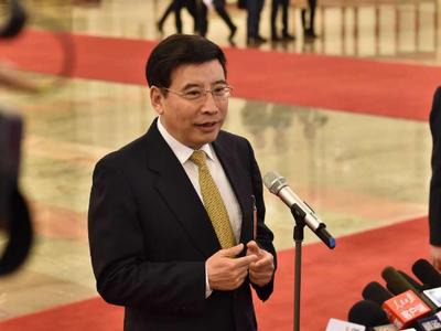 工信部部长苗圩:去年电信诈骗报案数量下降80%