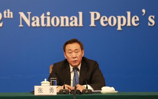 张勇:民间投资增速下滑但总量仍很可观