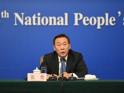 张勇:实体经济从来都是我国发展的根基