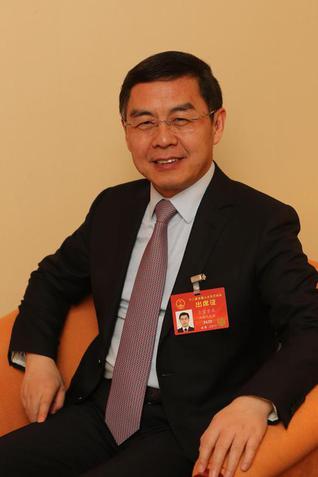 《对话主政者》嘉宾 全国人大代表、西安市长上官吉庆