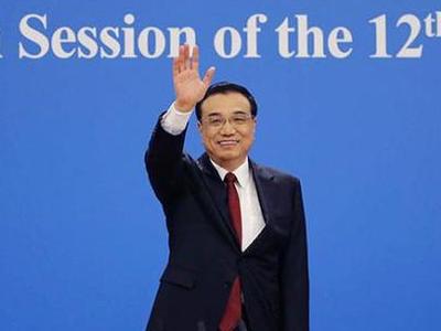 李克强:感谢中外记者对中国两会报道所付出的辛劳