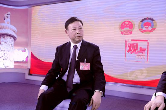《对话主政者》嘉宾 全国人大代表、南昌市市长郭安