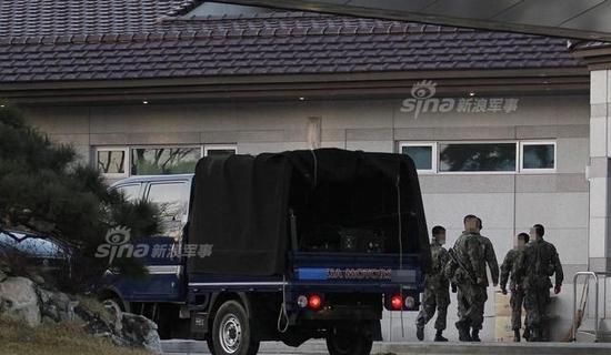 韩国政府同意部署萨德。资料图