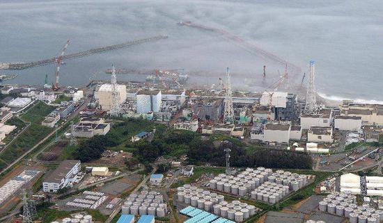 机器人测福岛核电站核辐射值 每小时7.8希沃特