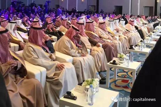 沙特阿拉伯国王萨勒曼的访华之旅吸引了万众目光