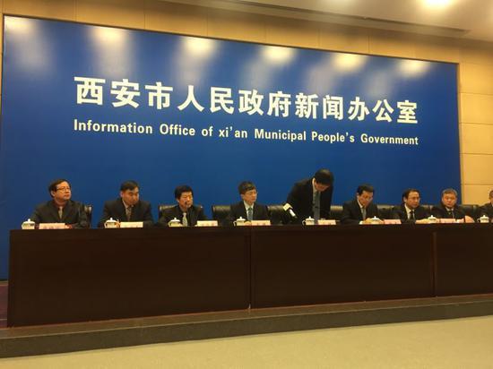 西安副市长吕建道歉。