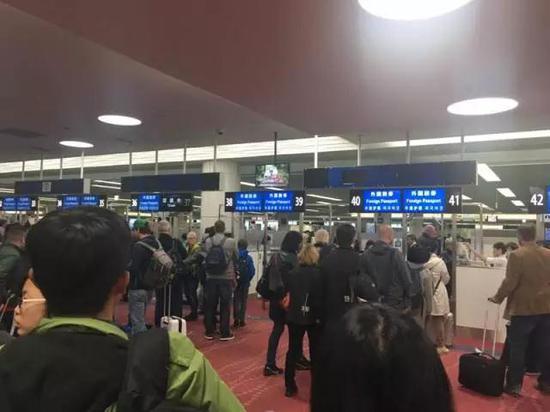 """环球时报:日本给""""台湾国护照""""放行被逮现形"""