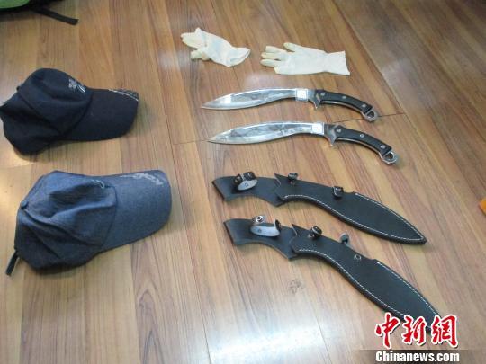 90后俩兄弟乘飞机到杭州打劫 六小时后被抓