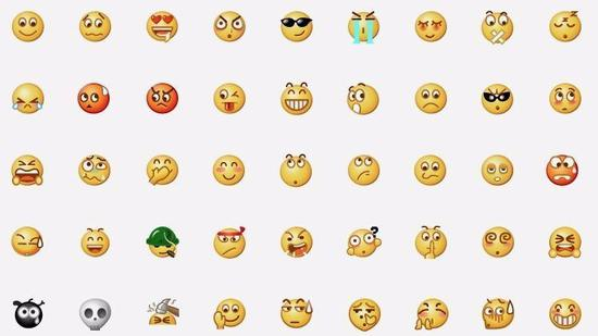 微信100个表情符号含义