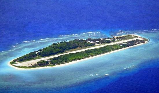 太平岛 资料图
