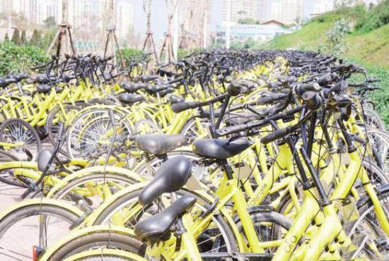 一座城市,能容纳多少共享单车?