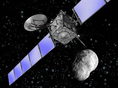"""400年一次的""""擦肩"""":小行星将近距离飞掠地球"""