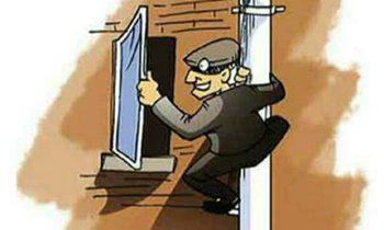 男子入室盗窃留下qq号:别激动 只是想了解你 网络图