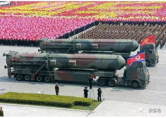 """""""仿白杨""""洲际导弹,先进到让各方都觉得出乎意料"""