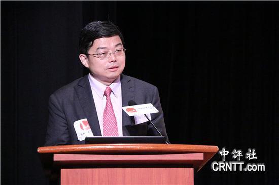 香港中联办法律部部长王振民