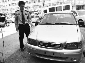 嫌疑人驾车撞人实施抢劫的作案车辆是偷来的
