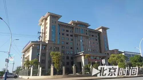 国土局办公大楼。图/尹志艳