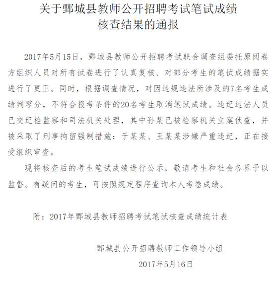 鄄城县国民当局网网站截图。
