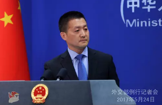 ◆外交部发言人陆慷24日在例行记者会上应询称,任何中国公民、对于任何事的表态都应该负责任,不仅是有关中国的问题,对任何问题都应该如此。
