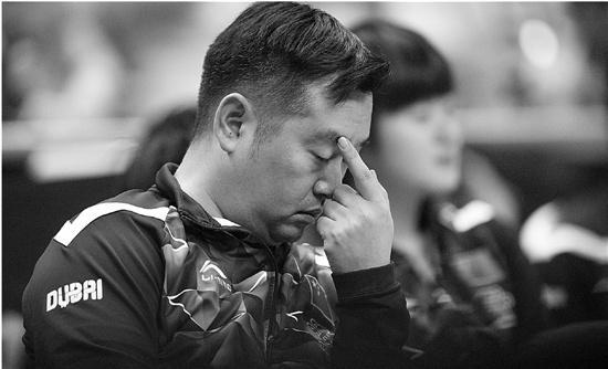 经过这次风波,孔令辉恐怕不太可能继续执教中国女乒。 新华社 发