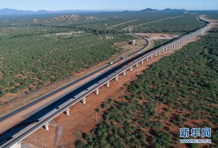 肯尼亚被指无力偿还蒙内铁路贷款 中方回应