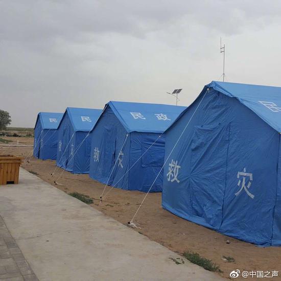 内蒙古阿左旗3日发生5.0级地震 已致510人受灾