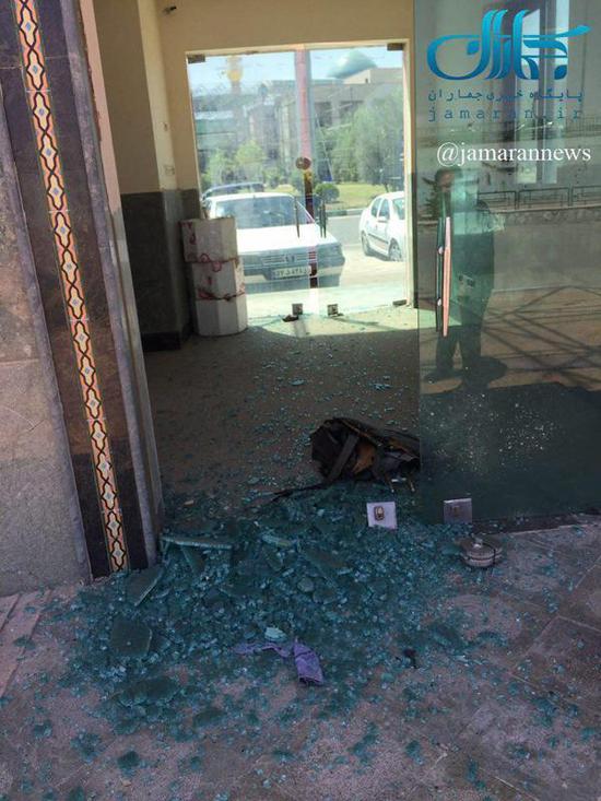 伊朗2起恐怖袭击已造成12人死亡 42人受伤