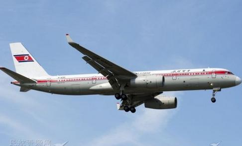 [已用]德国益粒可 朝鲜航空客机因故障返航 乘客称看见有零件掉