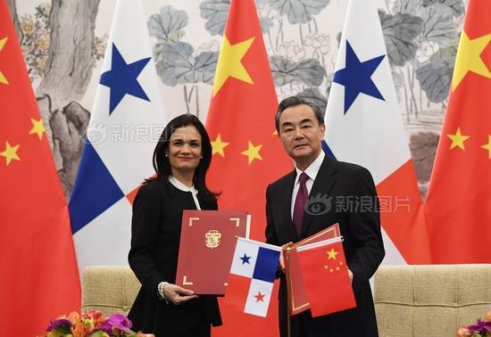 刚刚与中国建交的巴拿马是怎样一个国