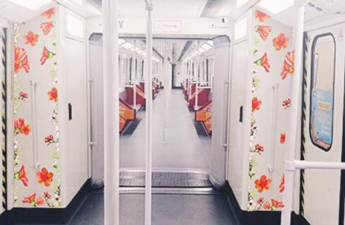 图片泉源:广州地铁官方微博