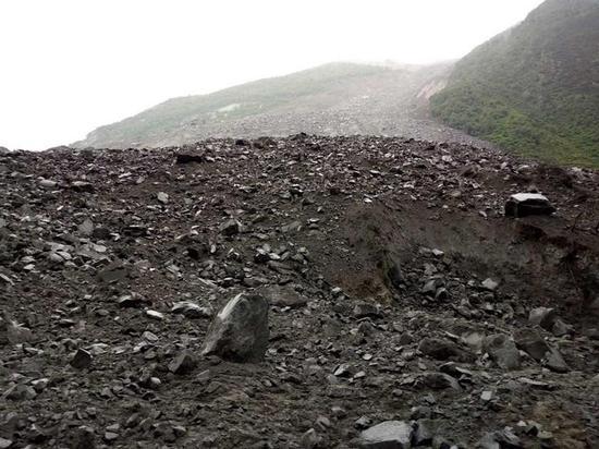 四川茂县发生山体高位垮塌当地启动Ⅰ级响应