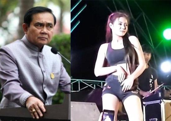 泰国性感女歌手推新MV 网民:坐等总理表态