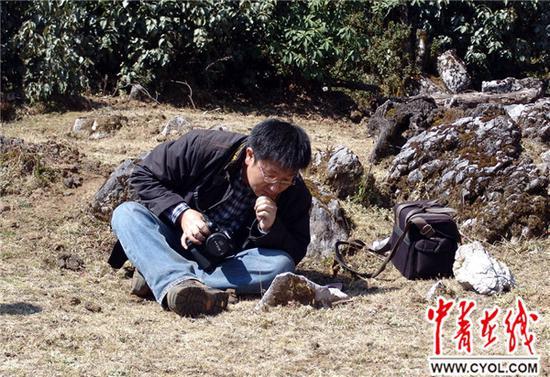 四川省地矿局教授级高级工程师范晓