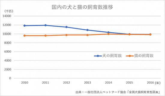 日本宠物猫数量已经超过了宠物狗