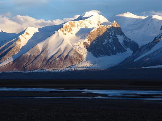 布喀达坂峰,可可西里