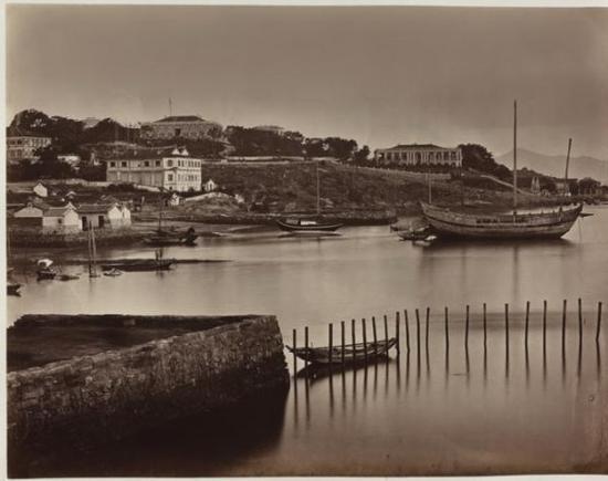 19世纪的鼓浪屿