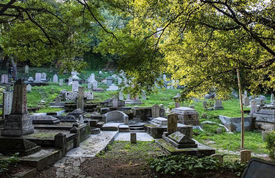基督教教徒墓园,鼓浪屿