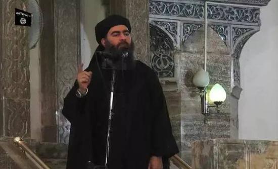 """媒体:巴格达迪之""""死""""对IS打击到底有多大"""