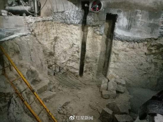 近期地下室加深的情况