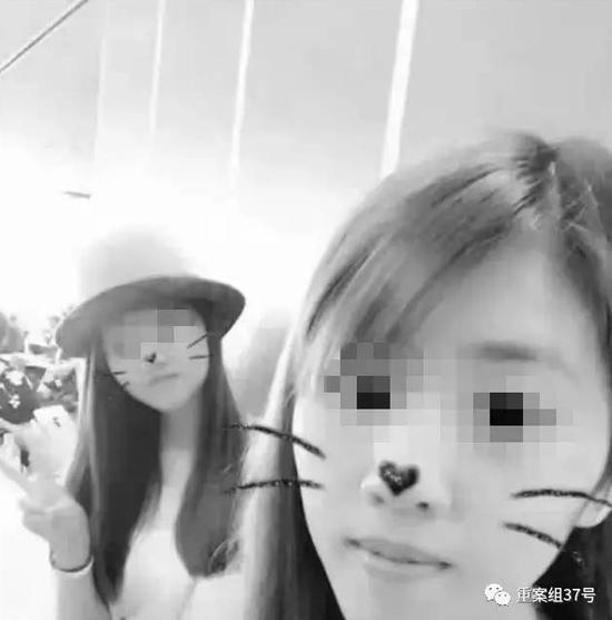 """▲失踪并被怀疑已经遇害的陈某兰和陈某玲。      图片来源\""""东京华人总会""""微信公众号"""