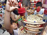 2017北京玩博会上演互动体验式玩具嘉年华