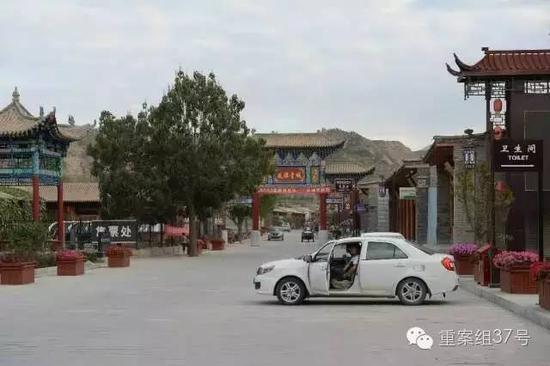 ▲8月28日,犯罪嫌疑人高承勇的老家,是一个远近闻名的古镇,高家是当地的大家族。新京报记者 吴江 摄