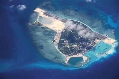资料图:南海永兴岛