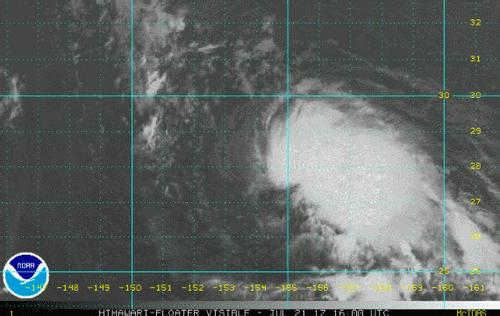 """台风""""桑卡""""。资料图"""