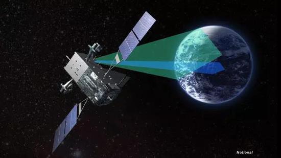 """▲美国DPRKA的""""地球同步轨道卫星机器人""""(RSGS)项目"""