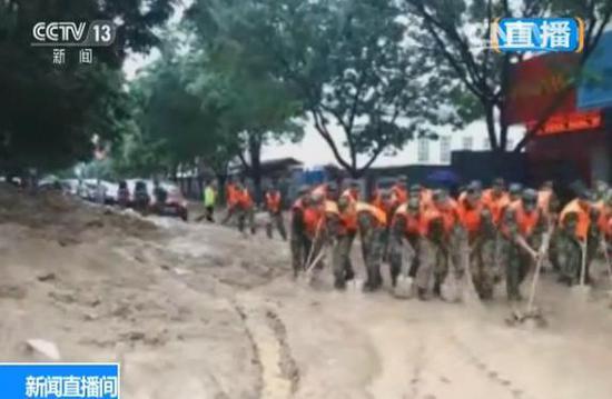 陕西启动防汛四级响应 灾后清理正在进行