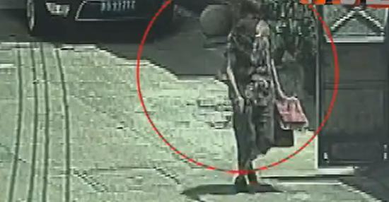 91岁老翁银行取钱 回家途中遭68岁老太抢劫