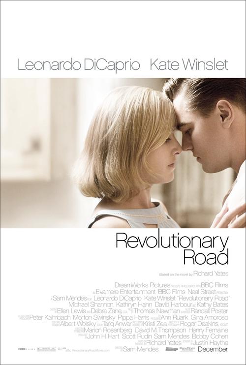 《革命之路》电影海报