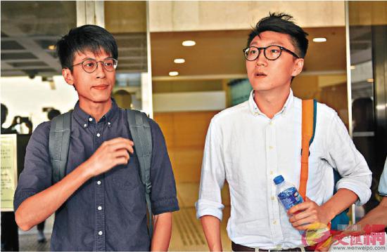 """""""港独""""小头目参与旺角暴乱 将被追加罪名起诉"""