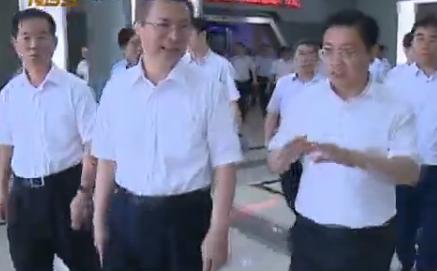 西安市党政代表团赴南京考察